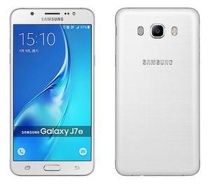 Recuperado Original Samsung Galaxy J7 2016 J710F Desbloqueado Cell Phone Octa Núcleo 3GB / 16GB 5.5 polegadas 13.0MP 4G LTE