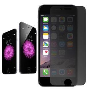 Privacidade Escudo De Vidro Temperado Anti-Spy 9H Filme Protetor De Tela Para iPhone 11 Pro Max XS XR X 8 7 6 Plus Samsung Galaxy S9 A6 A8 J2 J8 Pro