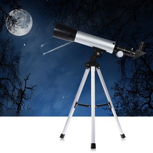 Ücretsiz shipp giriş seviyesi astronomik teleskop çocuk HD 90 kez monoküler astronomik keşif optik teleskop Çocuk Noel hediyesi