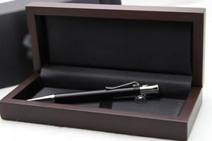 Trasporto libero - penna di lusso dell'oro del balck dell'onda di lusso della penna a sfera dell'ufficio di lusso della penna di lusso di affari della penna