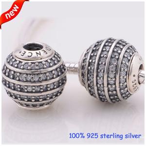 Adatto ai braccialetti Pandora Essence perline d'argento di fiducia Nuovi pendenti in argento sterling 925 originali al 100% all'ingrosso di gioielli fai da te