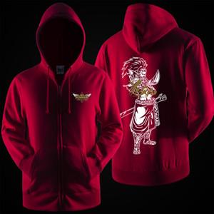 D.Gray-man Anime Alan Walker maglione Harajuku cappotto maglione con cappuccio