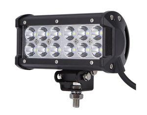 36W luces de trabajo de coche luces led luces de coche abajo luces lámpara larga impermeable
