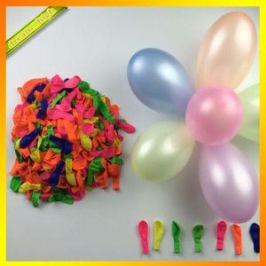 500 pçs / saco balões de Água bando cheio de balões de látex balão de brinquedo balões de água de injeção rápida Jogo Toy