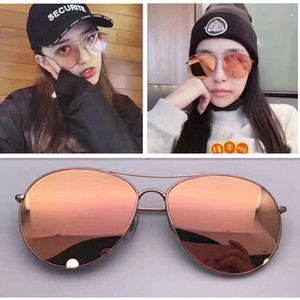 2017 High quality Big Bully Gentle New arrival Designer Brand sunglasses women sunglasses monster men sun glasses with original case and box