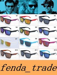 Promoción más a la moda NUEVO estilo Ben Styles Gafas de sol Hombre Diseñador de la marca Gafas de sol Gafas deportivas Gafas de hombre MOQ = 50pcs 12 colores Fastship