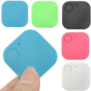 10 adet Kare Mini Kablosuz Akıllı GPS Bulucu Bluetooth Izci Bulucu itag 10 adet Anti-kayıp Sensörü Alarm Çocuklar için Evcil Çanta Cüzdan Anahtar