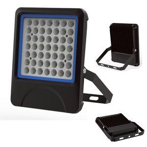 Açık led sel ışık 50W 100W stadyum su geçirmez projektörler kare bahçe led peyzaj aydınlatma spot AC 85-265V ışıkları