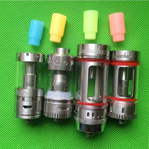 Silicone Mouthpieces Silicon Drip Tips Disposable Colorful Rubber Test Tips Cap Atlantis Tank mini subtank plus Subtank Mini driptips