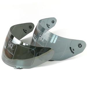 visage plein visière du casque de moto, 4 couleurs, pour LS2 ff384 / ff351 / FF369 et FF352 casque