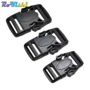 50pcs lot Plastic Lobster-Shape Detach Buckles For Backpack Straps Webbing Size 20mm 26mm 33mm