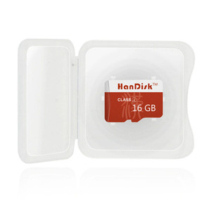 HanDisk Class4 red 16GB Micro SD Card 16g wholesale TF Card CE FCC certification 16 gb Memory Card SDXC