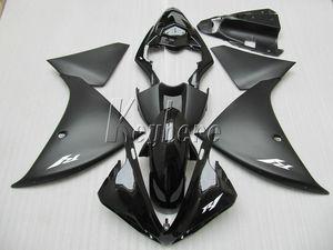 Meistverkaufte Spritzguss-Verkleidungskit für Yamaha YZF R1 2009 2010-2014 schwarze Verkleidungen YZFR1 09-14 OR32