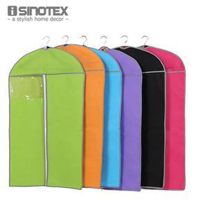 الجملة - 1 جهاز كمبيوتر شخصى متعدد الألوان يجب أن يكون الرئيسية انغلق حقيبة الملابس الملابس يناسب الغبار غطاء الغبار أكياس تخزين حامي