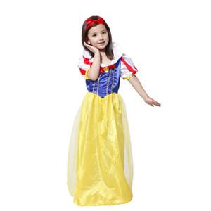 Shanghai Story fashion Costumi di Halloween per bambini per ragazze ragazze copertina rigida per bambini vestito da principessa abiti di Halloween per ragazze