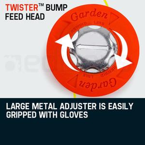 New Model auto bump feed head,alluminum trimmer head for brush cutter grass trimmer