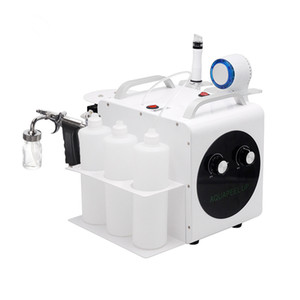 машина брызга кислорода холодного и горячего молотка чистки стороны dermabrasion воды ультразвуковая