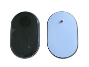 500 paires (1000 pièces) TENS Unit électrodes tampons électrodes EMS pour mini dizaines / EMS Massagers