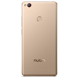 Original Nubia Z11 5.5'' Cell Phone Borderless Snapdragon 820 Quad Core Mobile Phone 4GB RAM 64GB ROM 16.0 MP Fingerprint LTE NFC