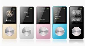 Nouveau 4 Go / 8 Go / 16 Go en métal Lecteur MP3 MP4 Slim Sport MP4 Jeu Lcd flash Hifi Mini Lecteur de musique vidéo Radio TF FM Recorder