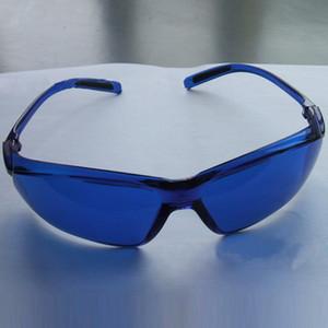 أجزاء آلة الجمال نظارات 200 ~ 2000nm الطول الموجي ليزر امتصاص نظارات إزالة الوشم بالليزر e ضوء ipl نظارات واقية مشغل استخدام