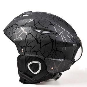 ProPro Marke 001 ABS + EPS Ski Ski / Snowboard / Skate / Skateboard / Veneer Helm für erwachsene Männer Frauen, freies Verschiffen