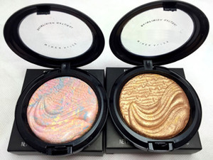 2021 HOT New Makeup Face Highlighter Pressed Powder Professional Cosmetics 9g Free shipping 1pcs lot