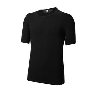 TS 2017 남성용면 100 % 반소매 T 셔츠 패션 캐주얼 남성 T 셔츠 무료 배송 11 색 사이즈 S - XXL