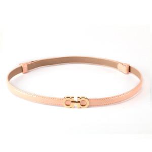 (10 cor escolher) Cintos Ladies Rose ouro Buckle cintura Summer Fashion Mulheres couro envernizado Cintos Magro Vestido Belt