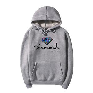 Diamond Supply Co Männer Hip Hop Hoodies Sudaderas Hombre Männer Sweatshirt Mit Kapuze Skateboard Pullover Moleton Masculino