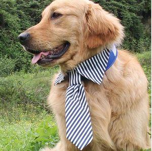 Holapet 1 Pc Bandes Grand Chien Cravates Pour Grand Chiot Pet Chiens Réglable Cravates Toilettage Noeuds Papillon Accessoires Pour Animaux G472