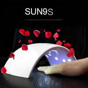SUN9s SUN9c 24W USB LED Lamp Nail Dryer UV Nail Lamp 15 PCS Double Light Lamp for Nails UV Gel Polish Nail Art