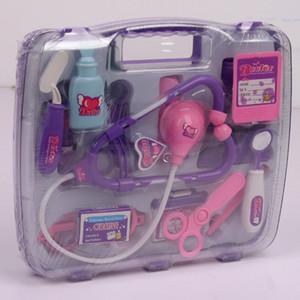 Children's play puzzle Simulation medicine box Doctor Doctor Toy Set Toy nurse