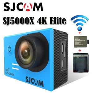 SJCAM SJ5000X 4K Elite Edition Wi-Fi action Sports camera HD DV 2.0 LCD дайвинг 30 м водонепроницаемый шлем Action Camera Бесплатная доставка(синий)
