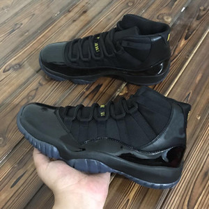 Nuevo 11 Space Basketball Shoes Men 11s Space Sports Sneakers High Quality Shoes