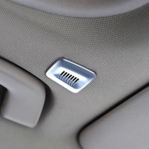 높은 품질 1PCS 크롬 트림 마이크 장식 커버 BMW 1/3/5 시리즈 GT 520 530 X3 X4 X5 F30 F15 F12 F25