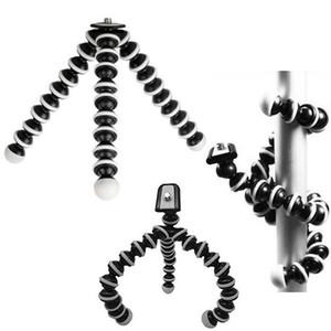 Pulpo universal grande MINI Soporte para trípode Trípodes de Gorillapod flexibles Stander para cámara iPhone 6 6S Samsung Android, teléfono MOQ;