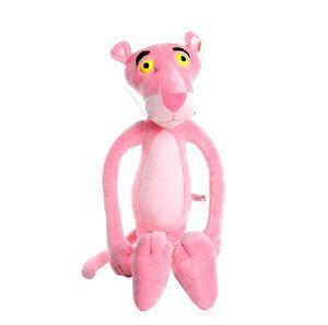 وشقي النمر الوردي محشوة أفخم لعبة دمية 55CM / 22inch