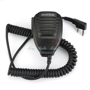 Baofeng El Mikrofonu Hoparlör MIC için walkie talkie UV-5R UV5R UV-B5 BF-888S için Taşınabilir CB radyo UV-82 KD-C1