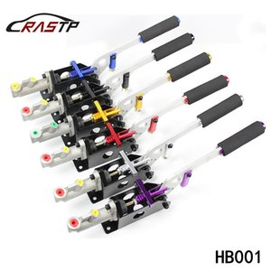RASTP - Colorful Adjustable Drift Hydraulic E-Brake Racing HandBrake Lever Grip with 0.75