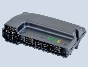24V 60Amp PG VR2 luz com sistema de elevador Módulo de energia cadeira de rodas lample Controller S Drive D50785.