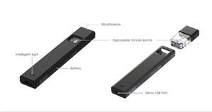 elektronische Zigarette integriertes ibuddy BPOD 2018 neues modisches Produkt mit austauschbarem 1ml vape Behälter unterschiedliche Flavourpatrone leer