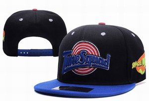Moda gorras de béisbol de Spacejam gorro de papá sombrero de hueso masculino snapback sombreros para hombres Casquette 90s Película Space Jam gorra de béisbol calle sol sombrero gorra