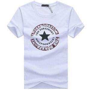 New 2017 Mens Summer Tees Plus Size O-neck Short Sleeve T Shirt Printed Cotton T-shirt 3D Designer Clothing S-5XL Tshirt