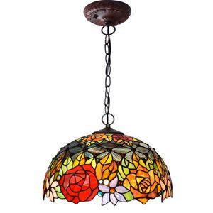 Corda do vintage Luzes Pingente Loft Criativo Lâmpada Industrial E27 Edison Lâmpada Estilo Americano Para restaurante bar decoração led luzes Tiffany