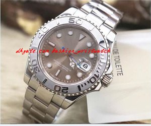 Moda Luxo Relógio de Relógio 116622 Escuro Ródio Neu Movimento Mecânico Automático Homens Assista Mens Watch Watches