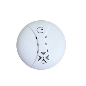 433MHZ Sans fil Excellente stabilité Capteur d'alarme gsm détecteur de fumée haute sensibilité pour hôte d'alarme de sécurité à la maison