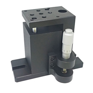 PT-SD407 정밀 수동 리프트, Z- 축 수동 랩 잭, 엘리베이터, 광학 슬라이딩 리프트, 13mm 이동