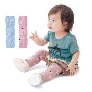 Baby Knee Pads Crawling Cartoon Safety Summer Infant zanzara Baby soft Crawling Safety Best Protezione Scaldamuscoli Crawling