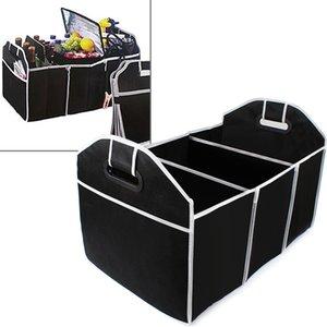 Auto-Kofferraum Organizer Auto Spielzeug Food Storage Container Taschen Box Styling Auto Interieur Zubehör Zubehör Getriebe CEA_306
